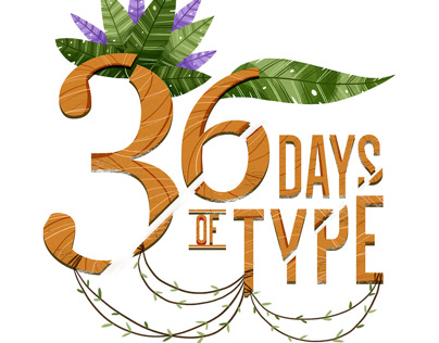 36 Day of type - 2019