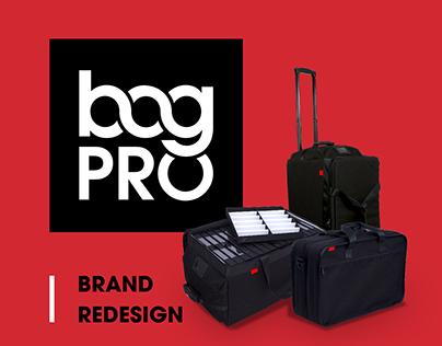 BAG PRO - Brand Redesign
