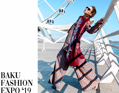 campaign for Baku Fashion Expo'19