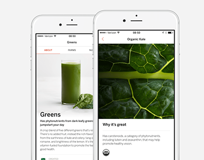 Juicero iOS