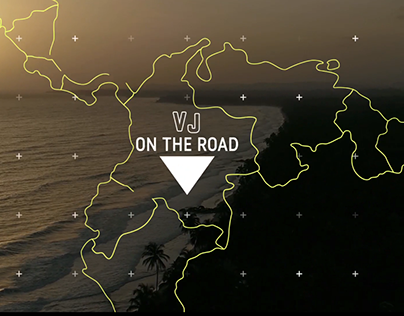 VJ ON THE ROAD