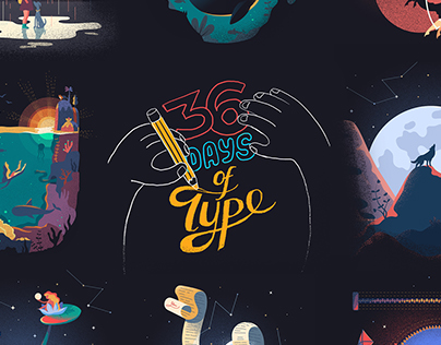 36 Days of Type // from A to Z
