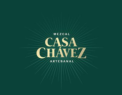 Branding Mezcal Casa Chávez