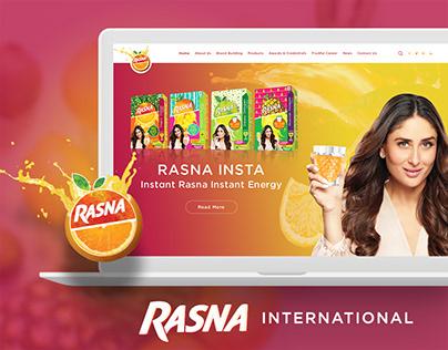 Rasna International Website