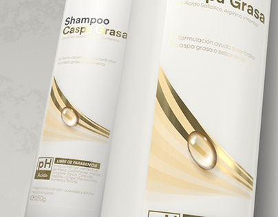Shampoo para la caspa