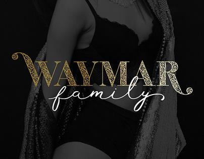 Waymar font family