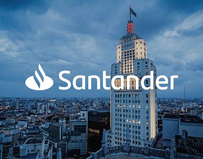 Santander bank identity
