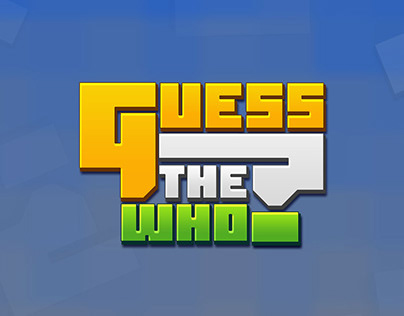 Guess The Who (Game UI)