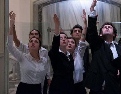 "Performance:""Art of Disagreement"" Işıl Eğrikavuk, 2016"
