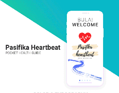 Pasifika Heartbeat App UI