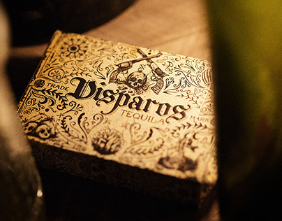 Disparos Card Deck - Prohibition Series