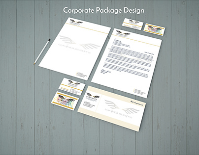 Corporate Package Design