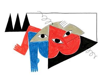 Projection - Illustrations