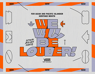 Vans We Will Be Louder