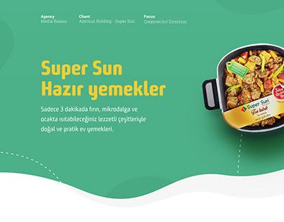 Super Sun Hazır Yemekler