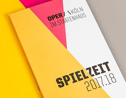 Oper Köln Spielzeit 2017.2018
