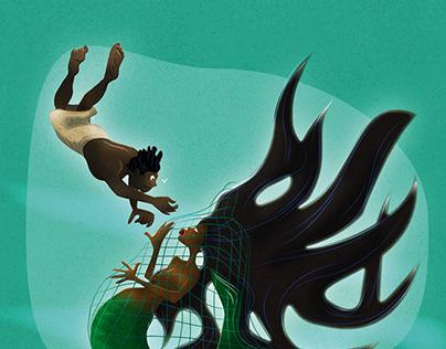 5 - Fiskeren og den lille djævleunge