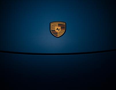 Car FIne Art Photography (FDL-technique) 911 Carrera S