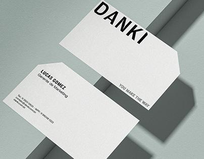 DANKI - Branding