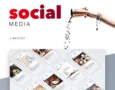 Social media projects 2018