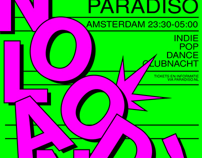 Paradiso Posters 2019