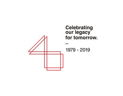 40th anniversary campaign | Niro Granite