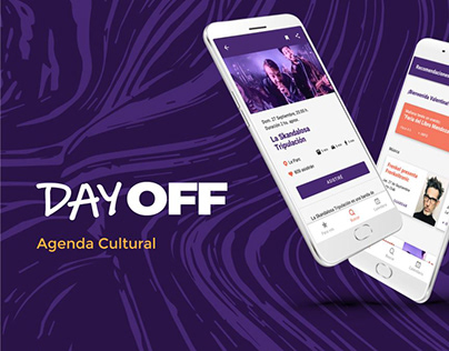 DAY OFF | Diseño UX/UI