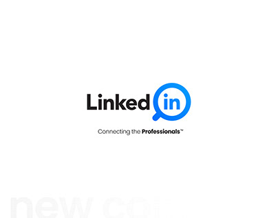 LinkedIn Logo Redesign Concept