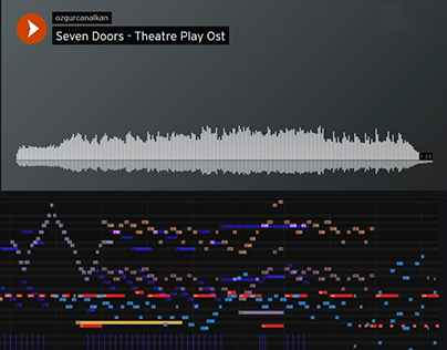"""Original Score """"Seven Doors"""""""