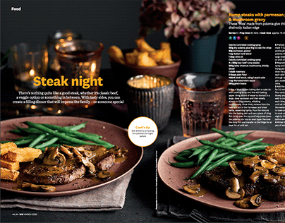 Layout for Weight Watchers UK MARCH 2020
