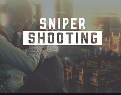Sniper Shooting UI/UX