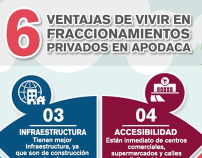 6 ventajas de fraccionamientos privados en Apodaca