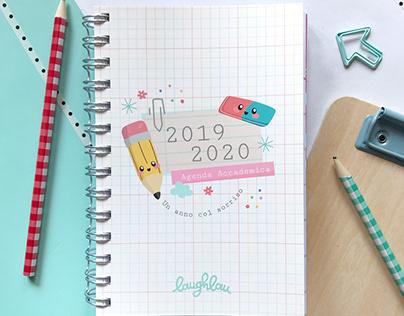 Agenda Accademica LaughLau 2019/2020