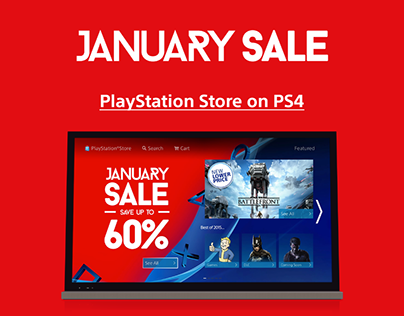 January Sale - PlayStation Store  2015/16