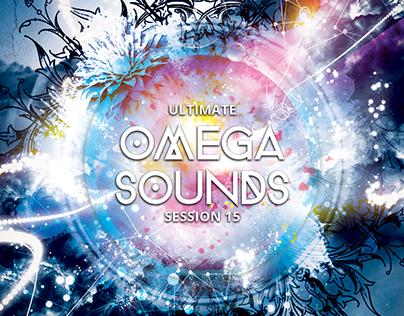 Omega Sounds Flyer