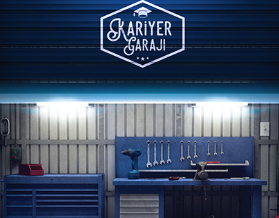 Doğuş Career Garage Print Ad