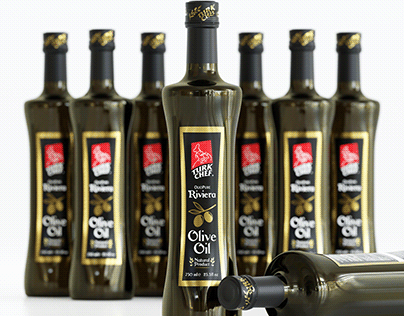 TURKCHEF OLIVE OIL