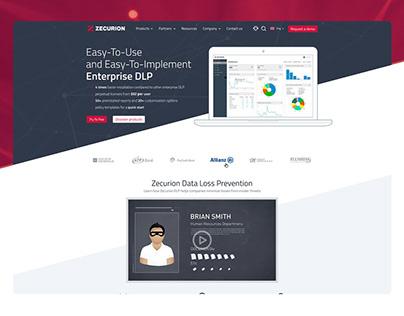 Zecurion | IT security solutions