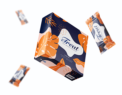 Chocolate packaging design concept