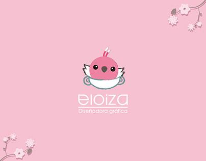 Demo - portafolio Flash - Eloiza - Deseñadora Gráfica