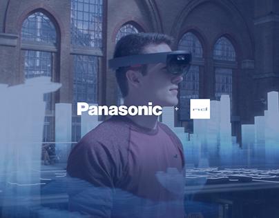 Panasonic AR Travel App