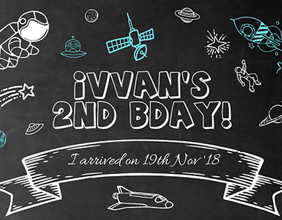 Ivvan's Birthday Milestones