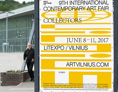 Art Vilnius Fair 2017