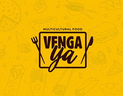 Venga Ya - Multicultural Food