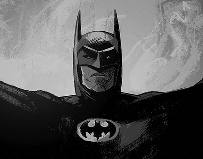 Tim Burton´s Batman tribute.