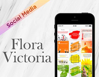 Flora Victoria – Social Media