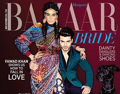 Magazine - Harper's Bazaar Bride