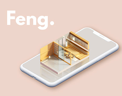 Feng - Mobile/Web App UX/UI