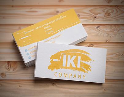 """Iki company"" painting business"
