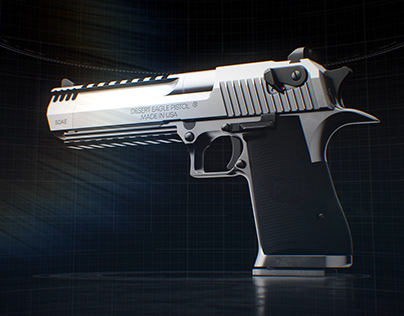 Firearm Product CGI Commercial